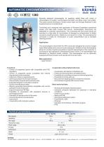 AUTOMATIC CHECKWEIGHER DWT/HL L/HPC - 1