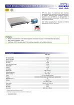 HIGH RESOLUTION SCALE HRP.R (HIGH CAPACITY) - 1