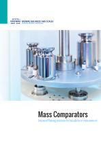 Mass Comparators - 1