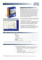 PC SOFTWARE FOR PREPACKED GOODS CONTROL - 1