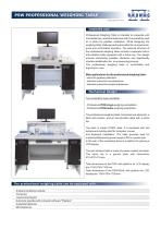 PSW PROFESSIONAL WEIGHING TABLE - 1