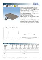 Ramp scales with EX certificate - 1