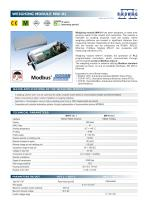 WEIGHING MODULE MW-01 - 1