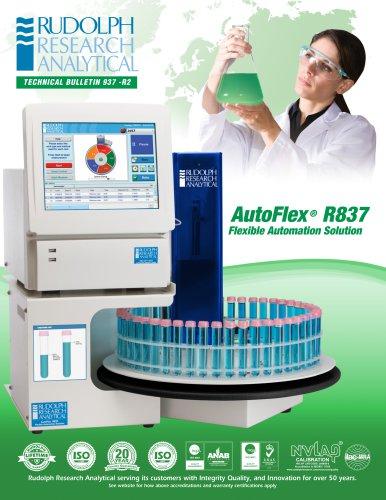 AutoFlex ® R837