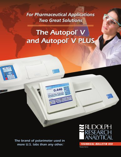 Autopol ® V PLUS