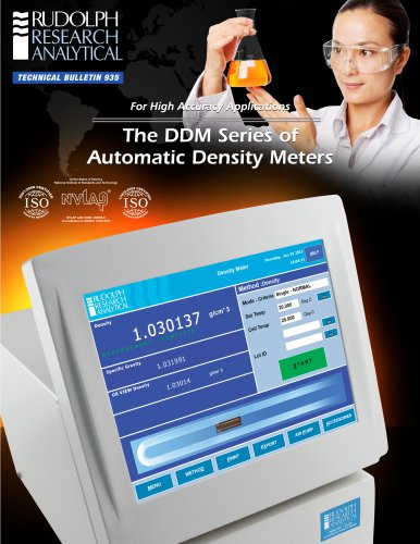 Density Meter DDM 2910