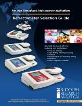 Refractometer Selection Guide