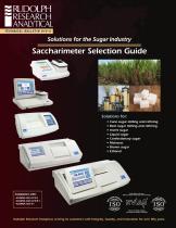 Saccharimeter Selection Guide