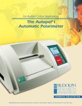 The Autopol® I