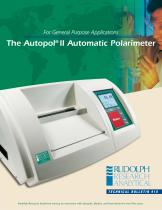 The Autopol® II