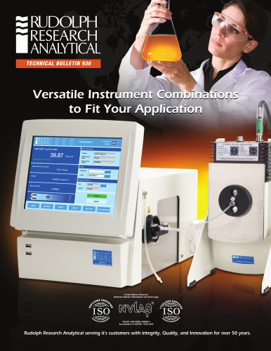 Versatile Instrument Combinations to Fit Your Application