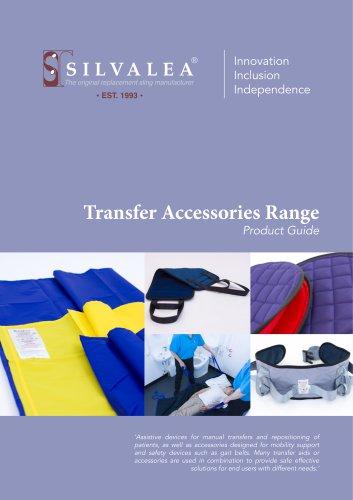 Transfer Accessories Range