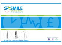 Smile Surgical Single Use Instruments Catalog