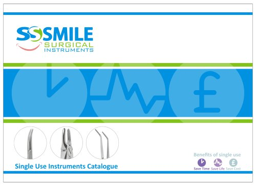 Smile Surgical Single Use Instruments Catalog