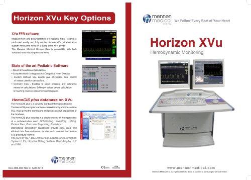 Horizon XVu