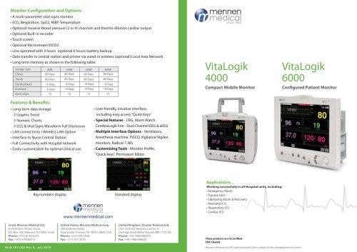 VitaLogic 4000 / VitaLogic 6000