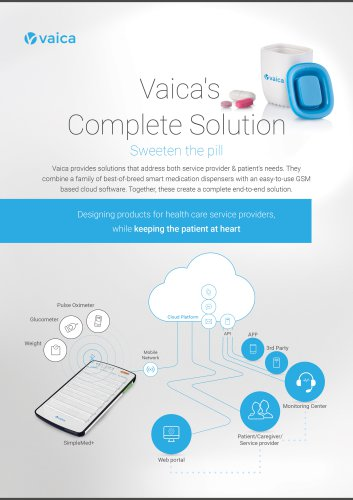 Vaica's Complete Solution