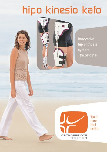 Innovative hip orthosis system. The original