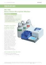 NC-100 Nano Clean Microplate Washer - 1