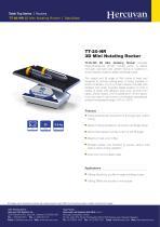 TT-20-NR 3D Mini Nutating Rocker - 1