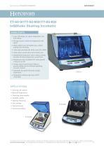TT-60-SI/TT-60-MSI/TT-60-RSI InQShake Shaking Incubator