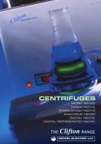 CENTRIFUGES - 1