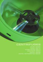 CENTRIFUGES - 3