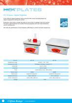 Hot Catalogue - Blockheaters, Hotplates, Incubators, Ovens, Sterilisers - 10