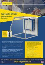 Waysafe GP540