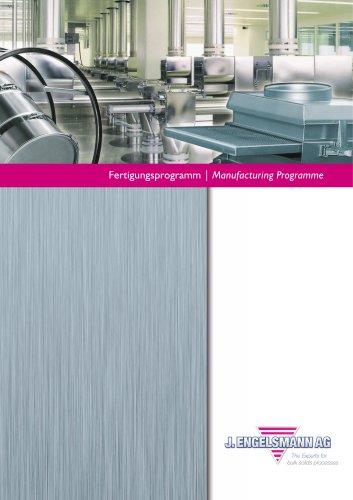 Engelsmann Manufacturing Programme