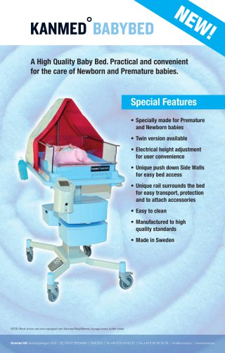Kanmed BabyBed