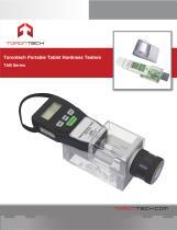 Torontech Portable Tablet Hardness Testers - TAB Series