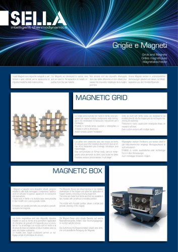 GRIDS AND MAGNETS