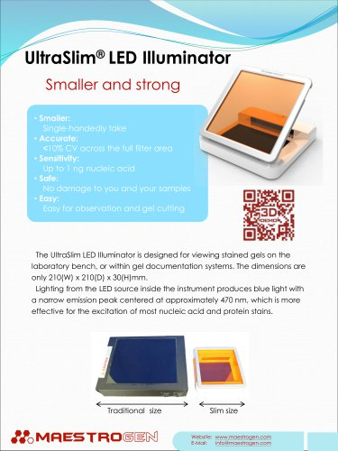 UltraSlim® LED Illuminator