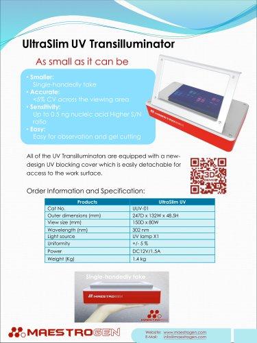 UV Transilluminator UUV-01
