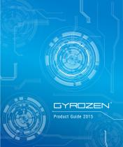 GYROZEN Product Guide 2015/2016