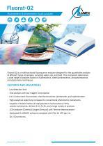Fluorat-02 fluorescence analyzer - 1