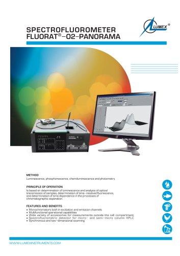Fluorat-02-Panorama Spectrofluorometer