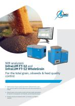 FT-NIR spectrometer InfraLUM FT-12 - 1