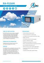Mercury monitor RA-915AM - 1
