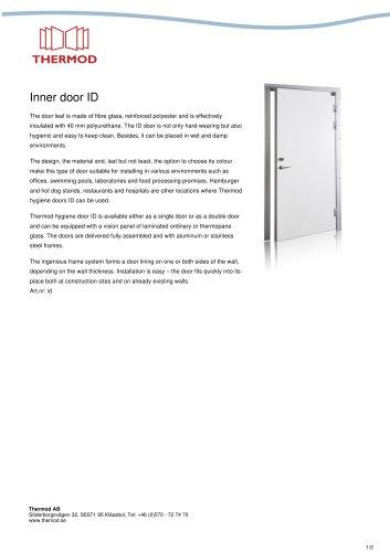 Inner door ID