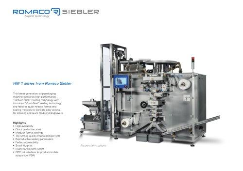 HM 1 series from Romaco Siebler