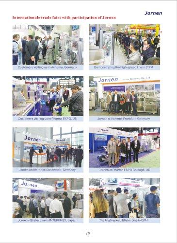 Jornen trade fairs
