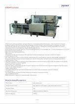 ZH260 Cartoning Machine