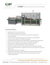CT200™ CONTINUOUS MOTION CARTONER