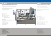 ML SERIES Rotary Filling and Capping Monobloc - 2