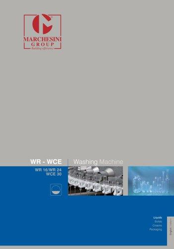 WR - WCE Washing Machine