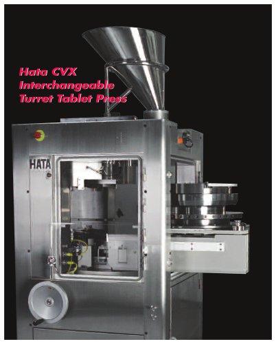 CVX Interchangeable Turret Press