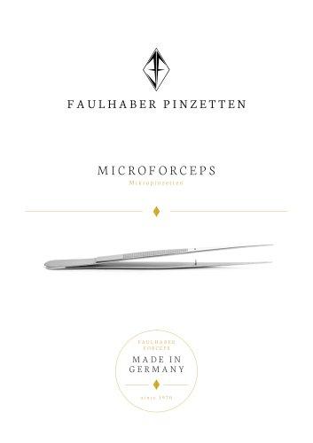 MICROFORCEPS