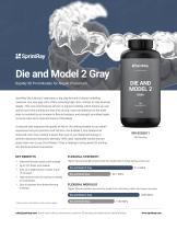 Die and Model 2 Gray